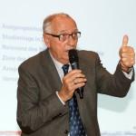 Präsident LSB Berlin, Klaus Böger, Berlin hat Talent, Fachsymposium