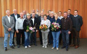 LSB Berlin, 25 Jahre LSB-Trainer Foto: Juergen Engler