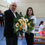LSB, Berlin hat Talent, Yusra Mardini, Grundschule am Amalienhof, Berlin Recycling, Fleurop, Foto Juergen Engler