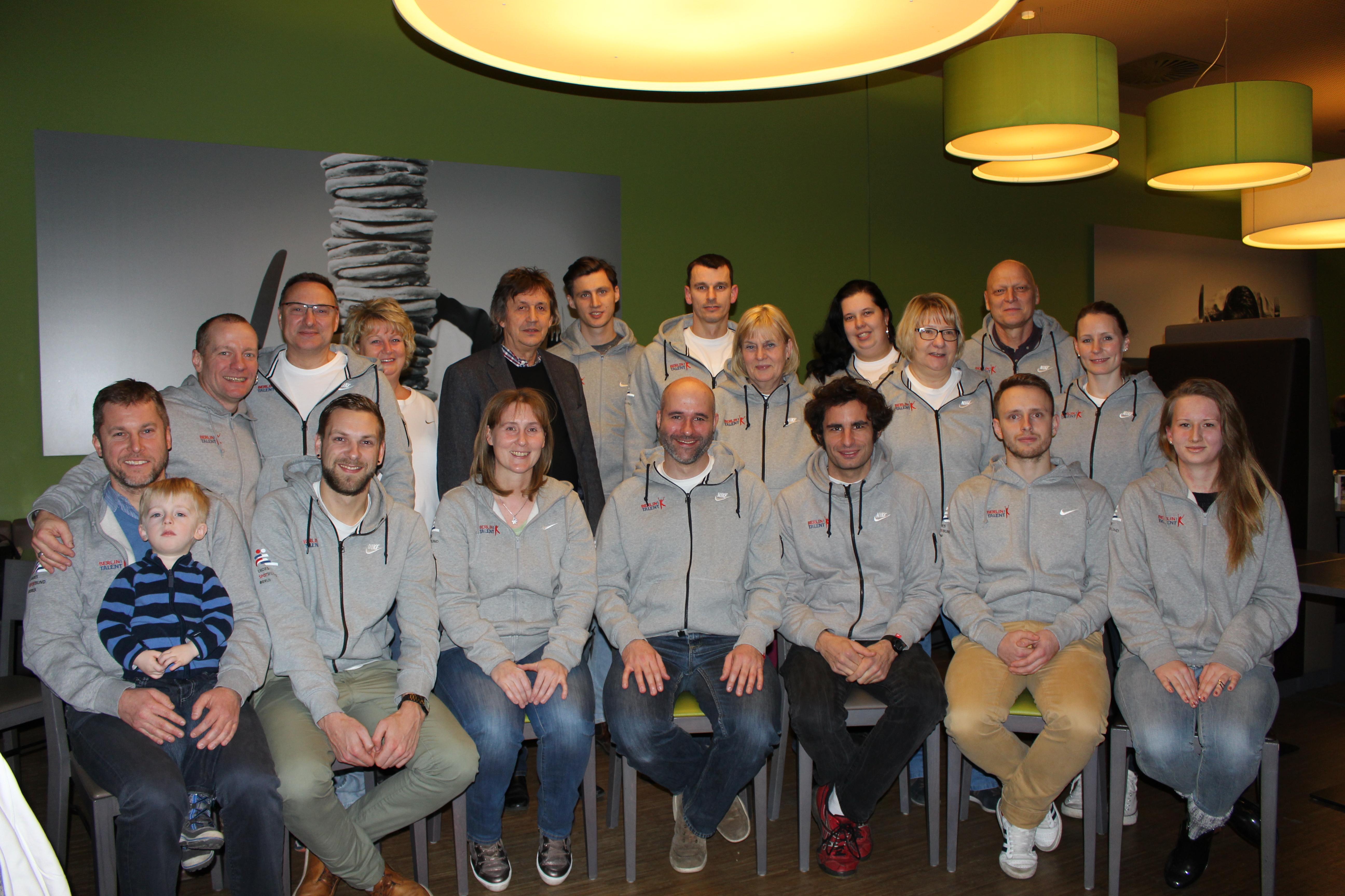 LSB, SenBJW, Berlin hat Talent, Mitarbeiter und Helfer