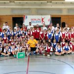 Gruppenfoto Teilnehmer Talentiade