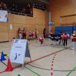 Basketball auf der Talentiade