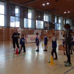 Handball-Zielwurf