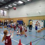Handball auf der Talentiade