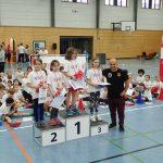 Siegerehrung mit Sinan Hanli