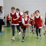 Sport und Bewegung - wohin das Auge blickt