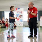 Ringen-Nachwuchstalent Julika im Interview