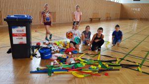Talentsichtungsgruppe in Lichtenberg