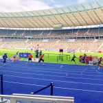 16x50m Staffel des Schools Cup beim 78. ISTAF