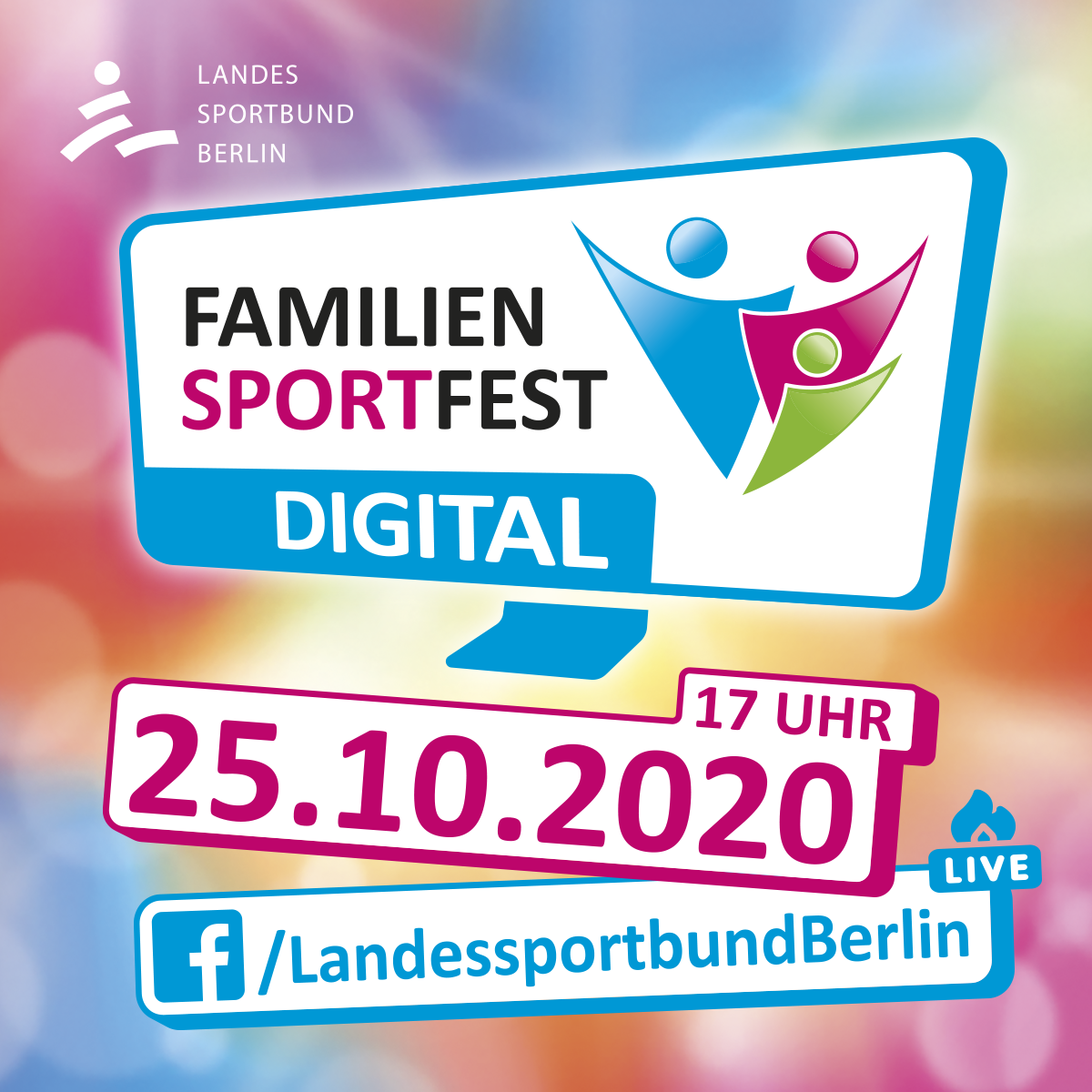 """Familiensportfest 2020 digital"""