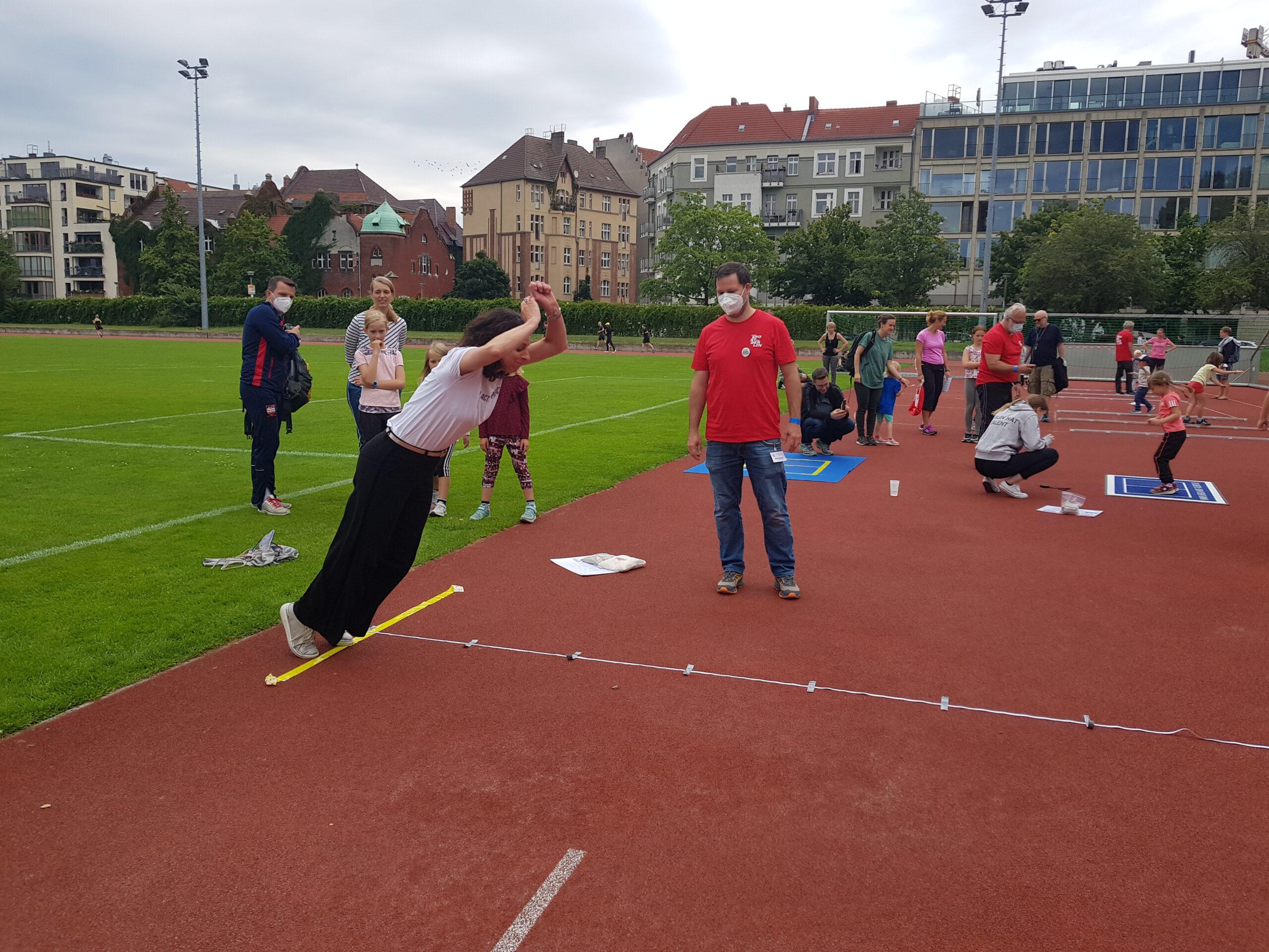 Familiensportfest Pankow