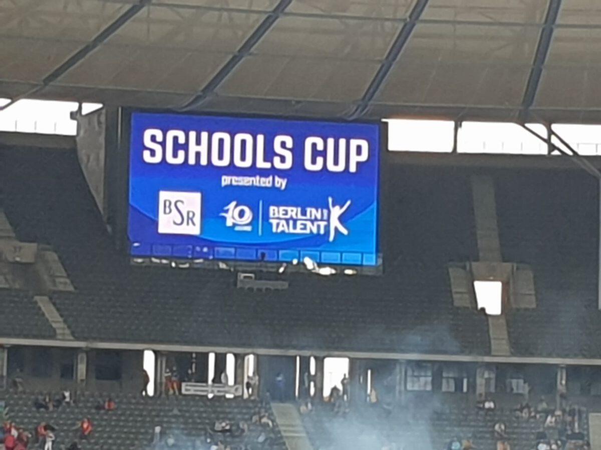 10 Jahre BERLIN HAT TALENT presented SCHOOLS CUP